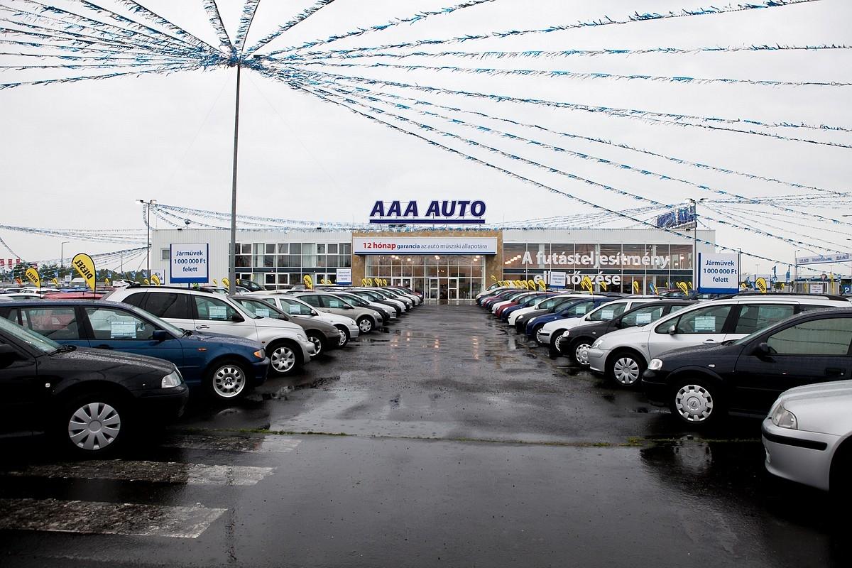 Eladták az AAA Autót